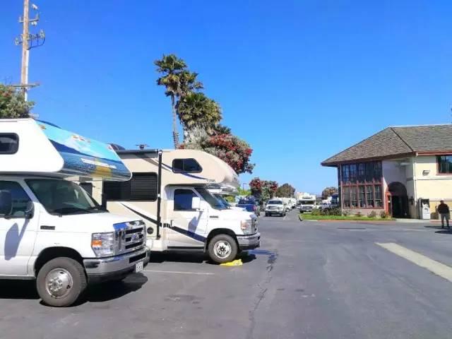 旧金山房车营地