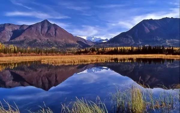 阿拉斯加国家公园