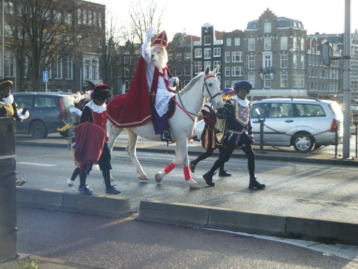 Amsterdam Christmas, Sinterklaas