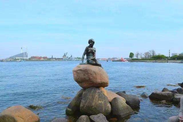 哥本哈根海的女儿