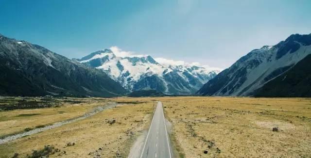 新西兰库克山-hhr