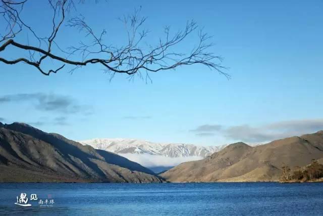 新西兰本莫尔湖