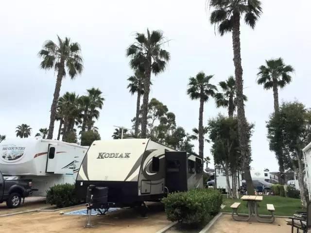 洛杉矶房车营地