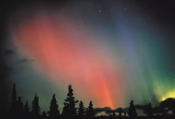 阿拉斯加极光