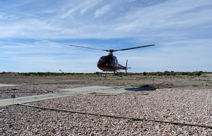 美国房车自驾游 美西 大峡谷直升飞机观光