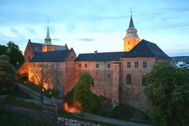 挪威阿克什胡斯城堡