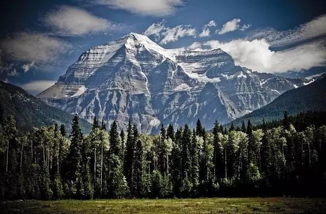 加拿大落基山脉国家公园自驾