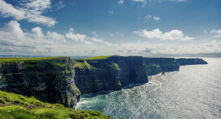 无论您多挑剔,爱尔兰都能赢得您的倾心。