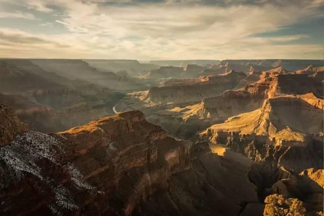 大峡谷浏览顺序