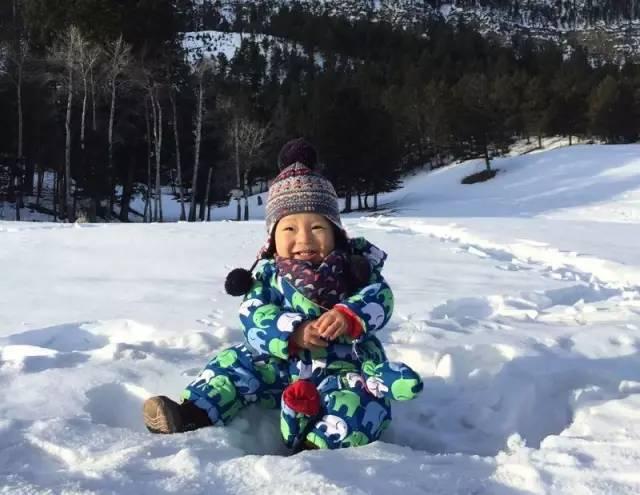 冬天带孩子旅行