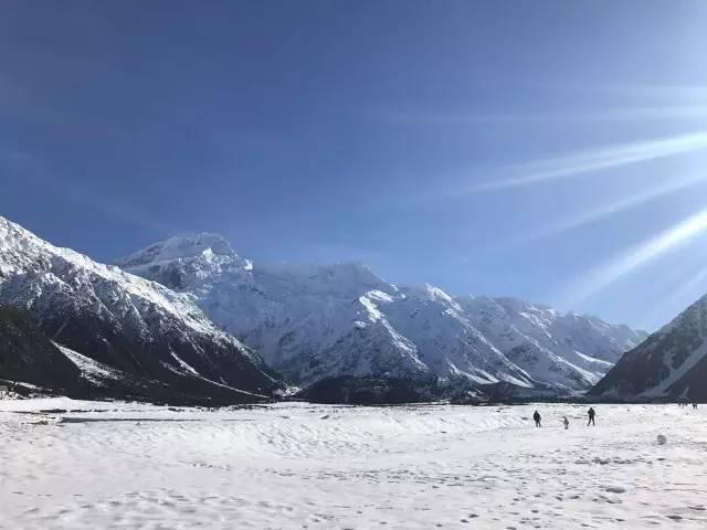 新西兰冬天