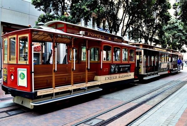 旧金山电车