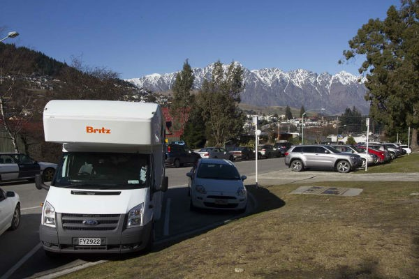 Already an excellent location, Queenstown is set to become even more motorhome friendly.
