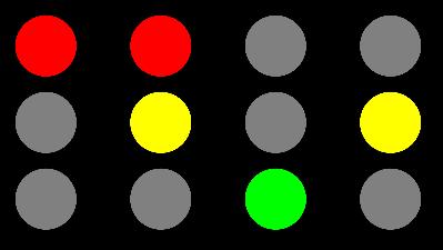 交通指示灯