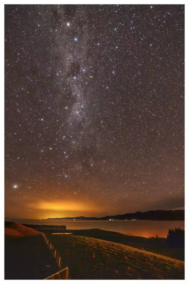 新西兰凯库拉星空