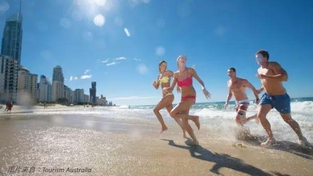 澳洲黄金海岸