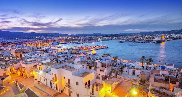 伊维萨(Ibiza)是世界派对中心