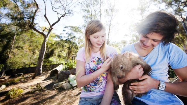 带孩子旅行澳大利亚