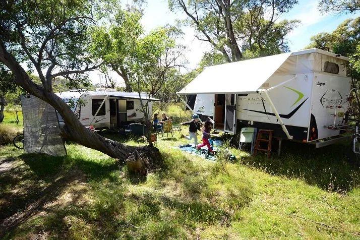 澳洲房车营地新南威尔士州