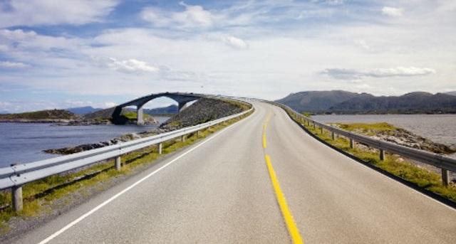 挪威大西洋路