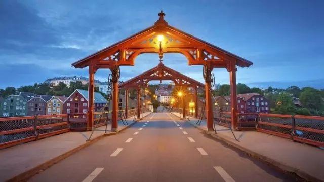 特隆赫姆老城桥
