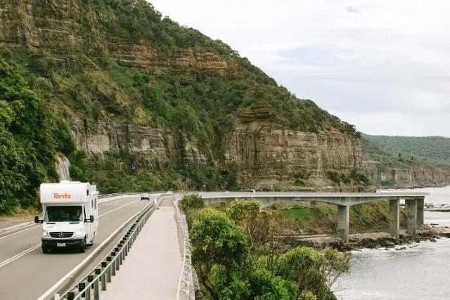澳洲房车自驾游