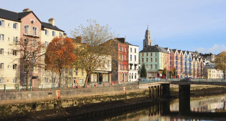 在科克,感受更加古老的爱尔兰。