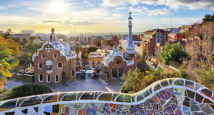 巴塞罗那(Barcelona)是一座集西班牙所有特质于一身的美丽城市。