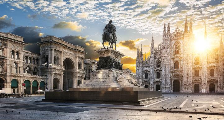 罗马最大的雕塑:乔治三世骑马雕像