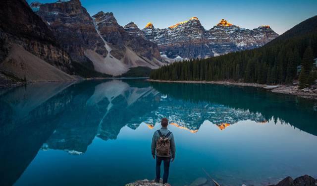 加拿大落基山脉