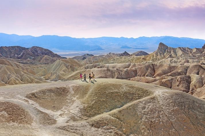 美国房车自驾游美国房车自驾路线死亡谷国家公园