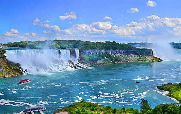 加拿大尼亚加拉瀑布