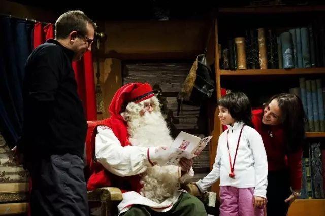 北欧圣诞老人村