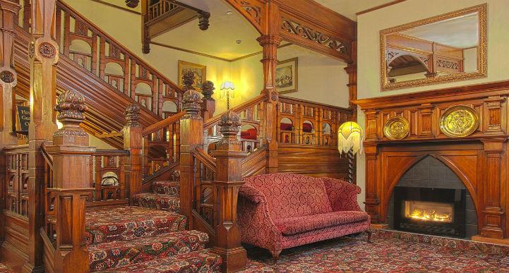 新西兰基督城伊丽莎庄园精品酒店