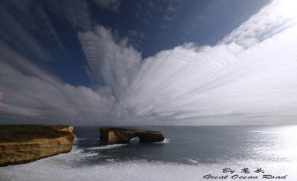 澳洲的云朵