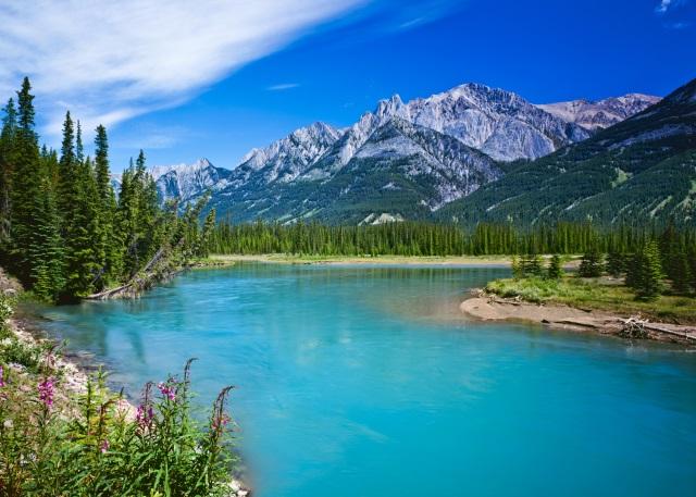 加拿大旅行