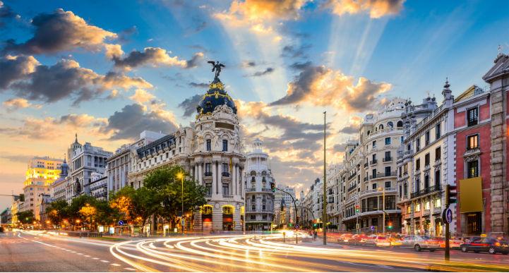 艺术、美食、夜生活……马德里应有尽有。