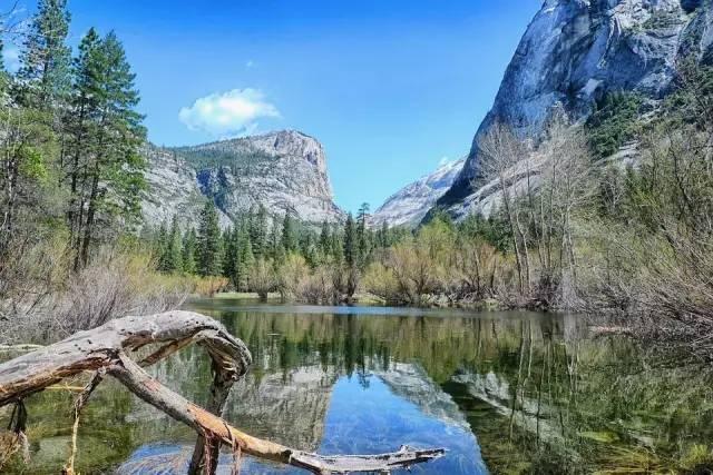 优胜美地国家公园