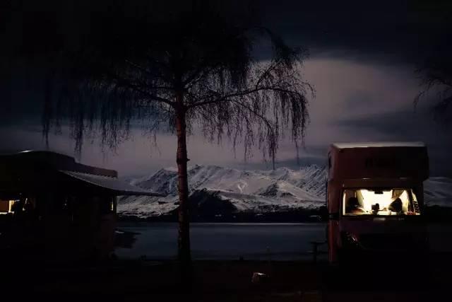 新西兰特卡波湖-Jony
