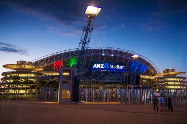 ANZ stadium, Sydney events