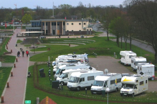 Using the Aires camper stops in Europe is the perfect way to enjoy flexible, free accommodation.