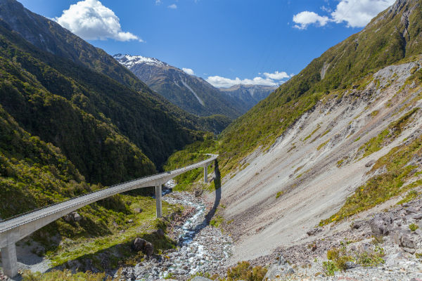 Travelling through New Zealand in a motorhome, it's impossible to not have your breath taken away.