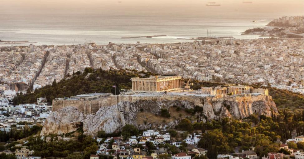 alquiler coche Atenas