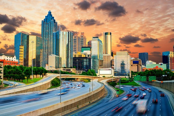 Atlanta ciudad