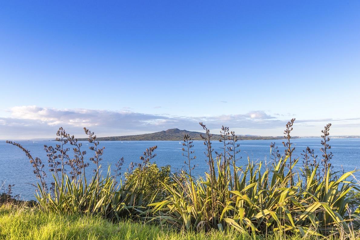 Auckland, Rangitoto island