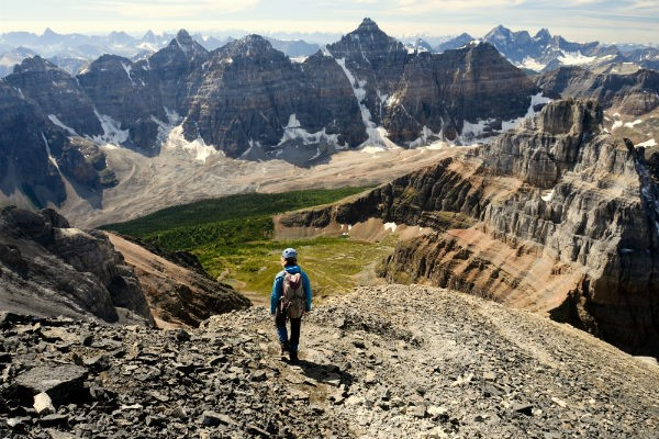 When it comes to epic alpine vistas, Banff National Park is unbeatable.