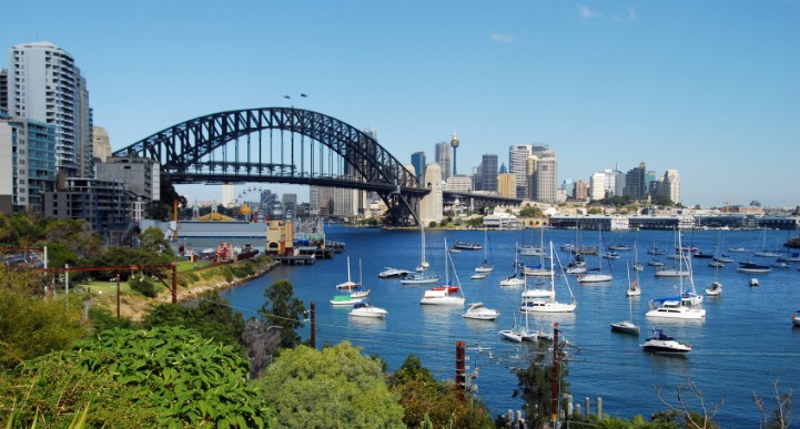 Brisbnae to Sydney Campervan rental itinerary