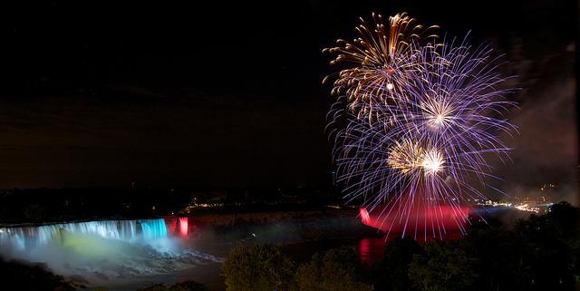 Canada Day Niagra Falls