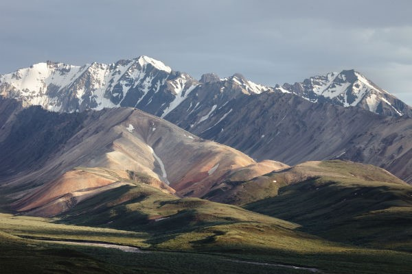 Denali National Park will astound you with the sheer scale of Alaska's landscapes.
