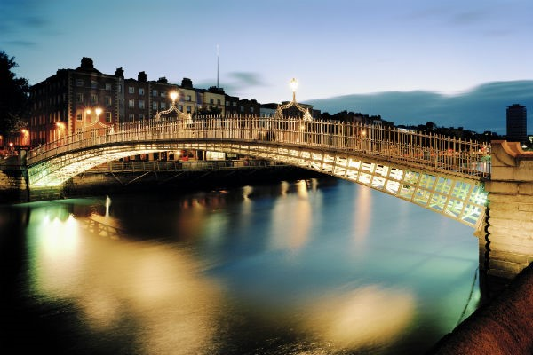 Dublin has one of the youngest populations out of any city in Europe, so while the buildings may be old, the culture is fresh.